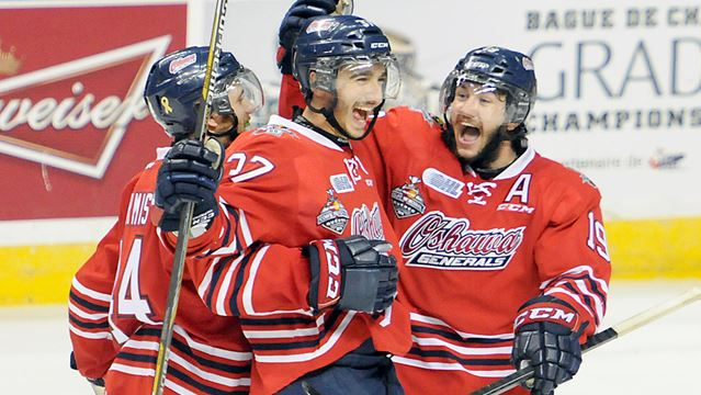 CHL: Oshawa Generals Open 2015 Memorial Cup With Win Over Rimouski Oceanic